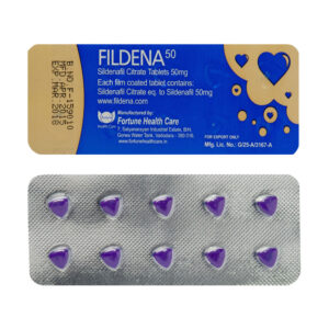 FILDENA 50 MG Tablets