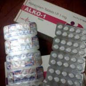 Alko 1 MG (Xanax) Tablets
