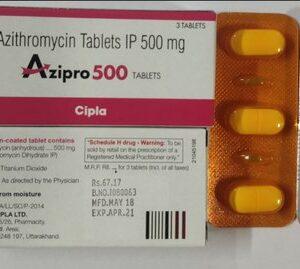 azithromycin 500 mg tablet